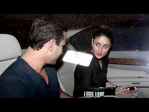 Saif Ali Khan Throws A Party For Kareena Kapoor Khan | Bollywood News