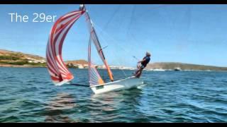 29er Sailing -Minorca Sailing