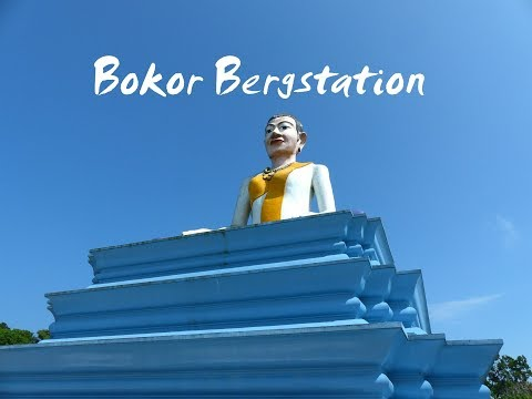 Kambodscha: Bokor Bergstation, lost Places- Vlog #51