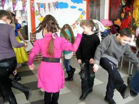 Весёлые конкурсы для детей 7 9 лет