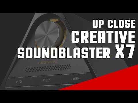 Sound Blaster X7 Review - Good Dac AMP For $400?