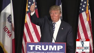 Full Speech HD: Donald Trump Explosive Rally in Council Bluffs, IA (12-29-15)