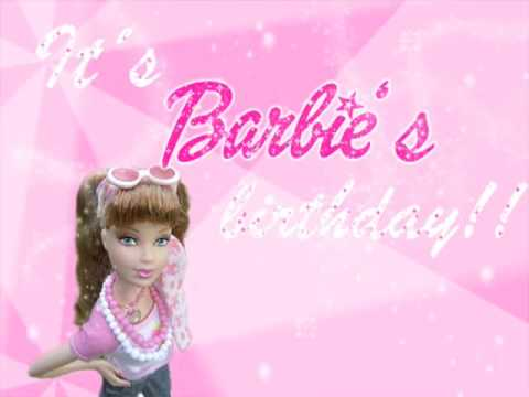 Come on Barbie, Let's go party!!