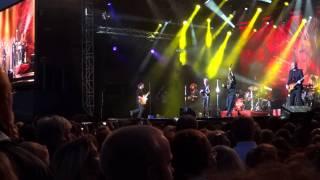 esbjerg rock festival program