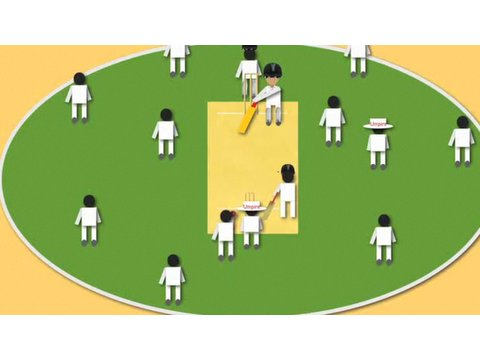 Stick Cricket Game