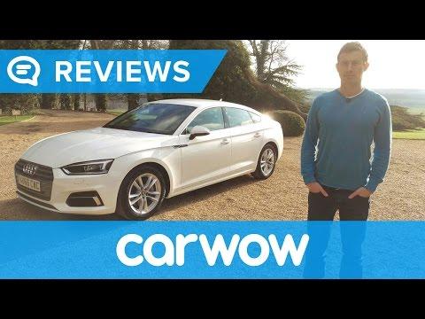 Audi A5 Sportback 2017 review   Mat Watson Reviews