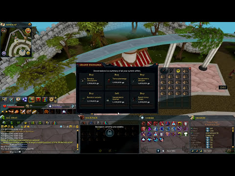 Runescape 400k - 10m p/h Semi AFK Money Making Guide 2015 P2p RS3 Commentary