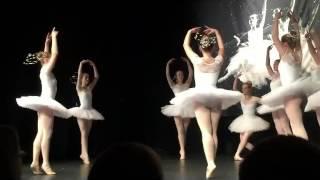 2017 Holbæk Ballet Akademi på Holbæk Teater med Anna You