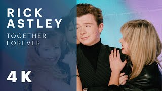 Клип Rick Astley - Together Forever