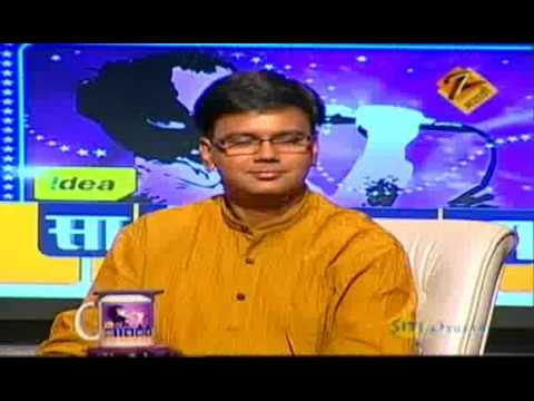 Srgmp7 Oct 26,'09' Oh Lal Meri - Kartiki Gaikwad video