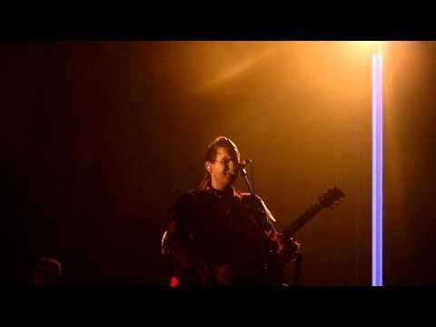 Jónsi Birgisson (Sigur Ros): Saint Naive. Hammerstein Ballroom, NYC 2010-11-10