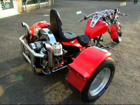trike vw  sale youtube