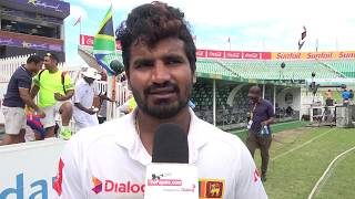 The victory is great - Kusal Perera