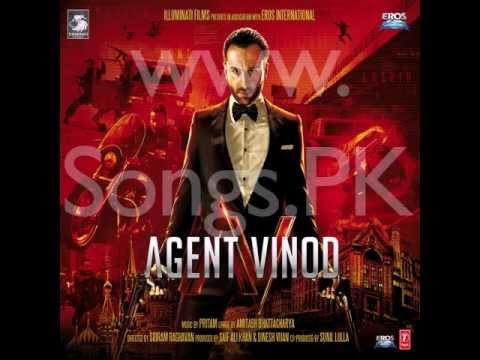 Raabta (Siyaah Raatein) -  Agent Vinod
