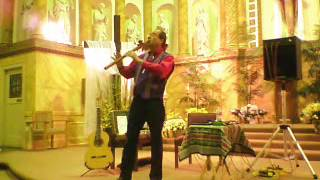 Sacred Mountain - Ronald Roybal - Native American Flute from Santa Fe, New Mexico