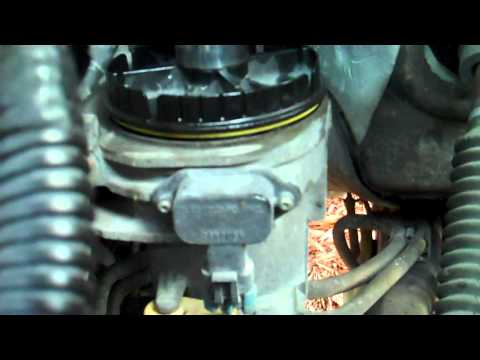 How to do Fuel Filter Change 2003 - 2007 Dodge 2500 5.9 Cummins Diesel