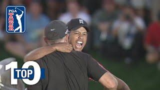 Tiger Woods' top 10 shots at Bay Hill