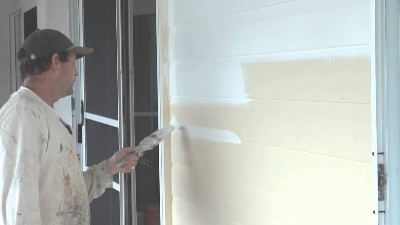 How To Paint Exterior Walls Or Siding Like Hardie Plank