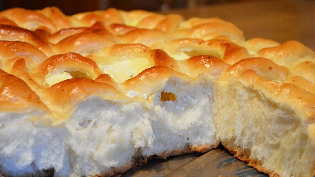 Рецепт пышных пирожков с тыквенной начинкой