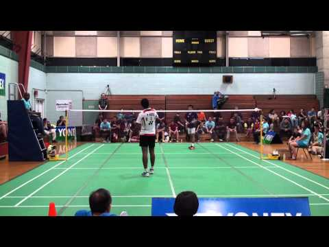 MS SF Pratik vs Yoga 2013 Yonex Houston Open