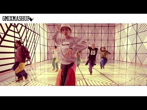 EXO X NCT 127 - Limitless Overdose (Mashup)