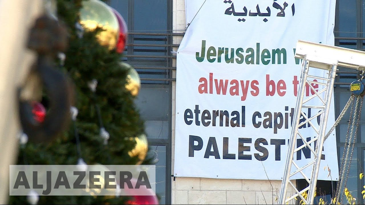 Palestine worried over Jerusalem conflict turning religious