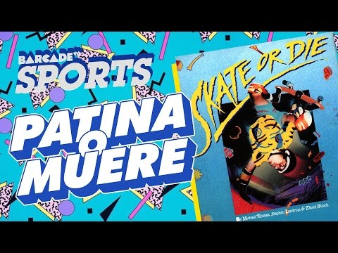 Patina o muere - BarcadeVG Sports