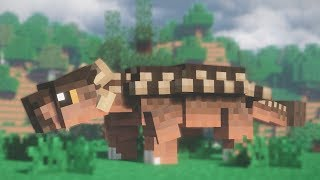Minecraft: BEBÊ ANKYLOSSAURO ! - ARK CRAFT Ep.4 ‹ LOKI ›