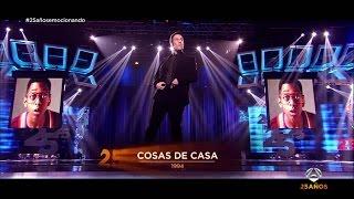 download musica Carlos Latre repasa las grandes voces de los 25 años de Antena 3 Gala 25 años de Antena 3