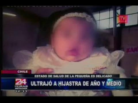 Depravado violó a bebé de un año