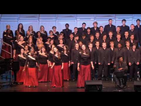Stellenbosch University Choir - African Prayer (Trad. Zulu)