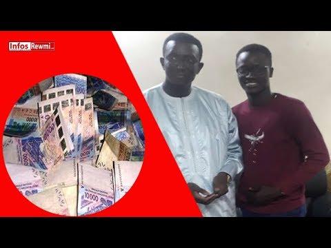 Accusé d'avoir empoché 50 millions de Amadou Bâ, le jeune Amadou Wade dément