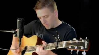 Christ the Solid Rock I Stand Acoustic Version - Dan Loewen