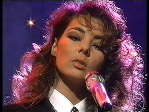 Sandra Dont Be Aggressive Johnny Wanna Live Peters Pop Show 1992