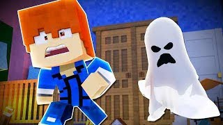 Minecraft Daycare - HAUNTED DAYCARE !? (Minecraft Roleplay)