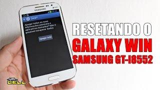 Formatando/Restaurando o Samsung Galaxy Win Duos (GT-I8552) #UTICell