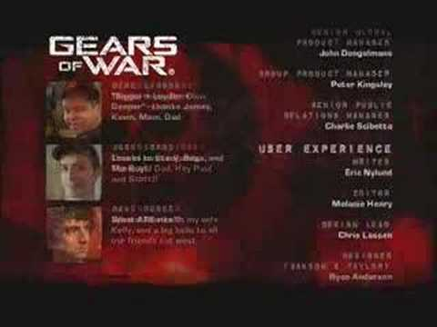 Gears of War - Credits feat.
