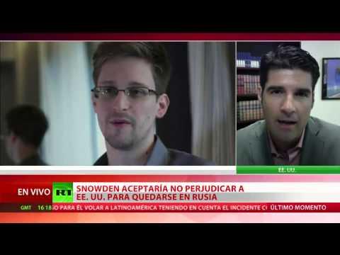 Estadounidenses califican de héroe a Snowden en las redes sociales