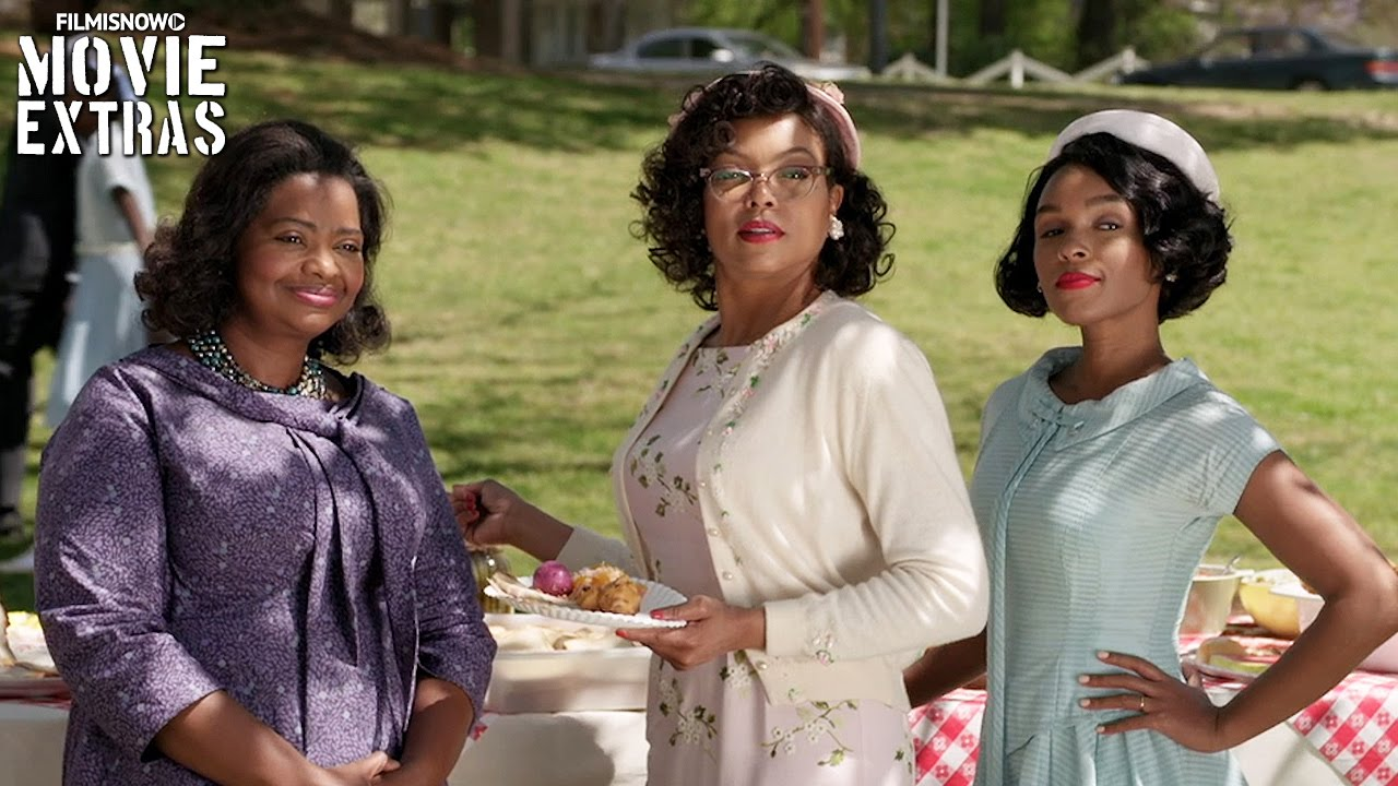 Hidden Figures 'Hidden Story' Featurette (2016)