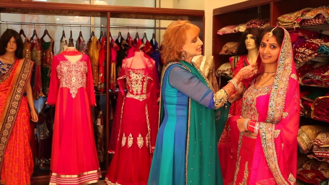 Indian Veil Draping Instructions Indian Wedding Attire