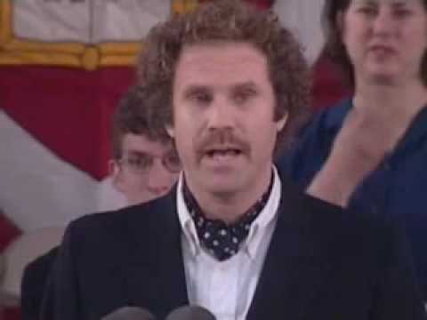 Harvard Class Day June 4 2003 Will Ferrell SNL 352nd Commencement part 1 of 3 Video