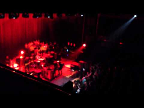 Nick Cave and the Bad Seeds - &quot;Higgs Boson Blues&quot; @ Massey Hall, Toronto (March 23rd, 2013)