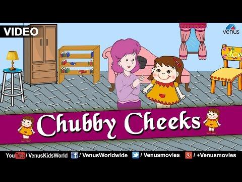 Chubby cheeks rhyme good