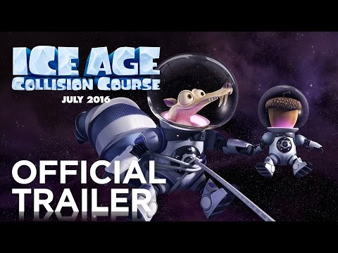 Ice Age: Collision Course | Official Trailer [HD] | 20th Century FOX