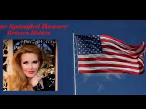 Star-Spangled Banner by Rebecca Holden