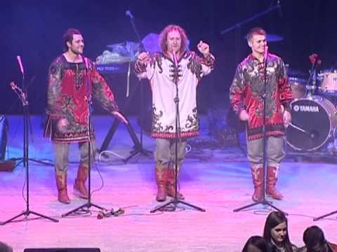 Бабкины внуки - Тарантасик - сл.и муз. Михаил Устинов - cart - Russian folk music