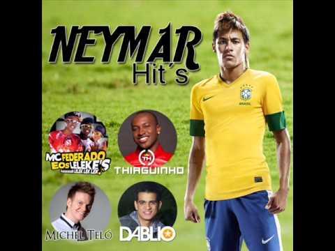 media passinho do neymar ah lelek lek lek lek lek clipe