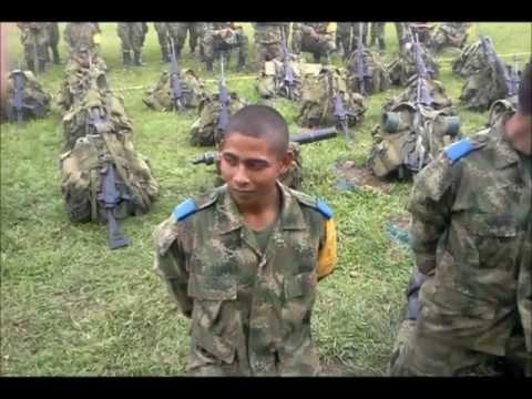 Ejercito De Colombia Entrenamiento Prueba De Supervivencia de Jose flow O Joselito