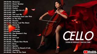 Top 40 Cello Cover Popular Songs 2021 🎵 Best Instrumental Cello Covers All Time