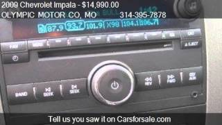 2009 Chevrolet Impala SS 4dr Sedan for sale in FLORISSANT, M
